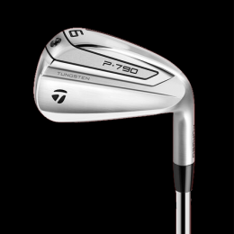 TAYLORMADE P790 IRONS (IRON ORIENTATION: RH, P790 SET COMPOSITION: 5-P, P790 STOCK SHAFT OPTIONS: TT DYNAMIC GOLD 101g R300, GRIP OPTIONS: STOCK)